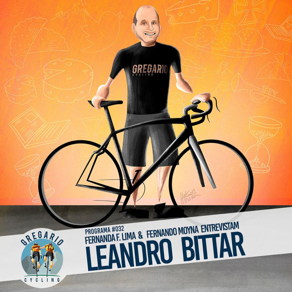 Convidados entrevistam Leandro Bittar