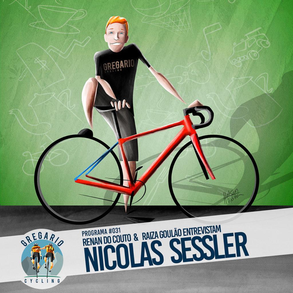 Convidados Entrevistam Nicolas Sessler