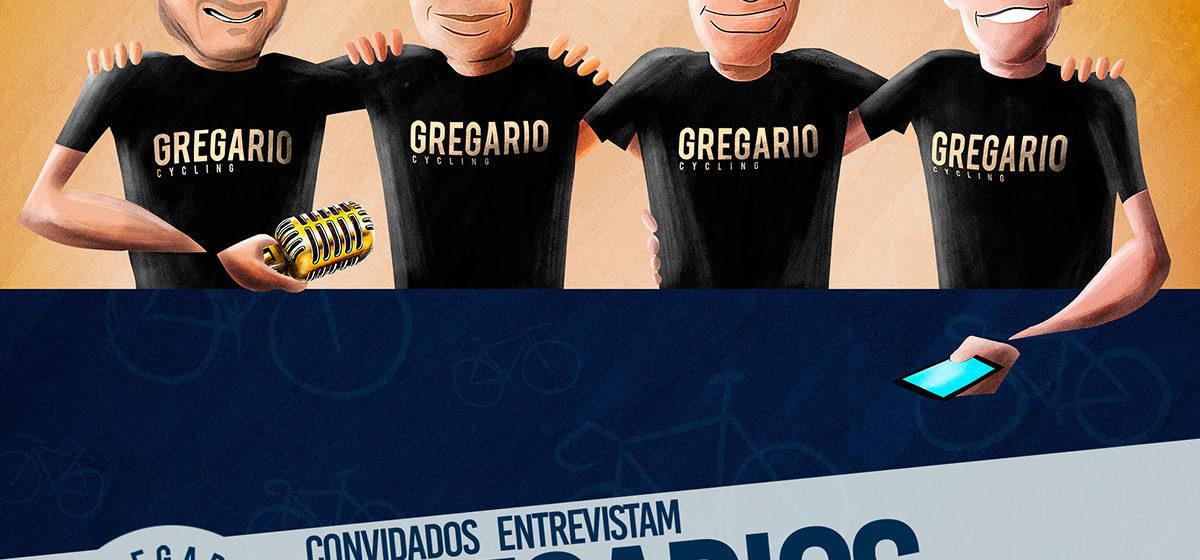 Convidados Entrevistam GREGARIOS